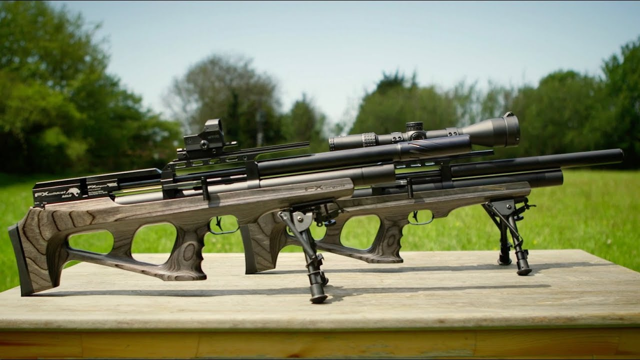 NEW: FX Wildcat MK2 Airgun - Will Pringles STOP a pellet?