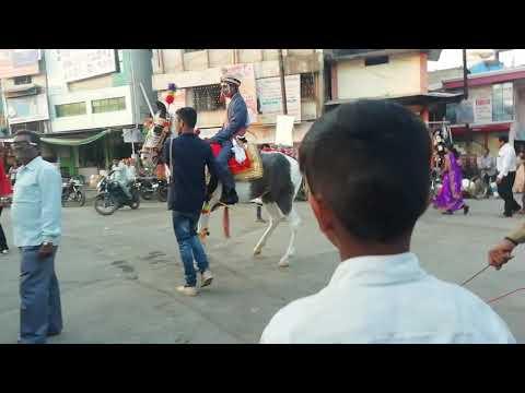 Vishal Bhau Ghode Wale From Seloo Mo. 9890172931