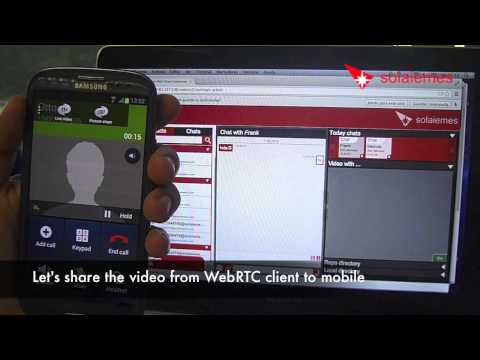 WebRTC for telcos, how to do it, telco comms in Chrome