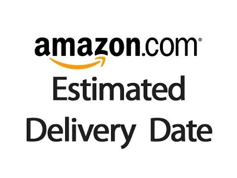 Amazon Checkout - known issue Amazon.com estimated delivery time