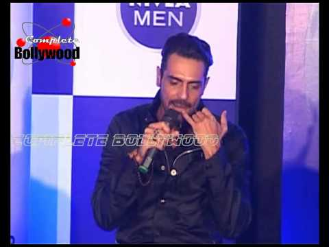 Arjun Rampal Launch of 'Nivea Man Deodorizer'