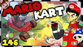 200CC MADNESS! (Mario Kart 8 Online: The Derp Crew - Part 146)