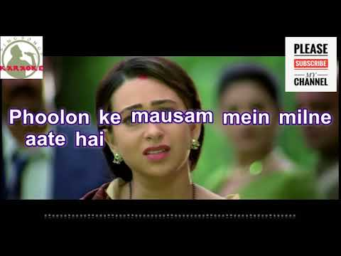 pardesi pardesi jana nahi full karaoke song for Male singer with lyrics