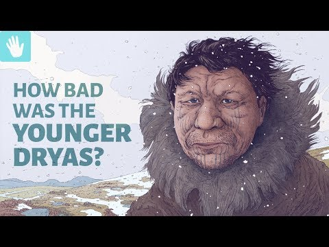 How Bad Was The Younger Dryas? Causes-Megafauna-Civilization
