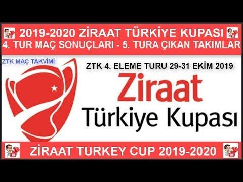 ziraat-türkiye-kupası-4.-tur-maç-sonuçları-ztk-5.-tura-yÜkselen-takimlar-2019/20,-ziraat-turkish-cup
