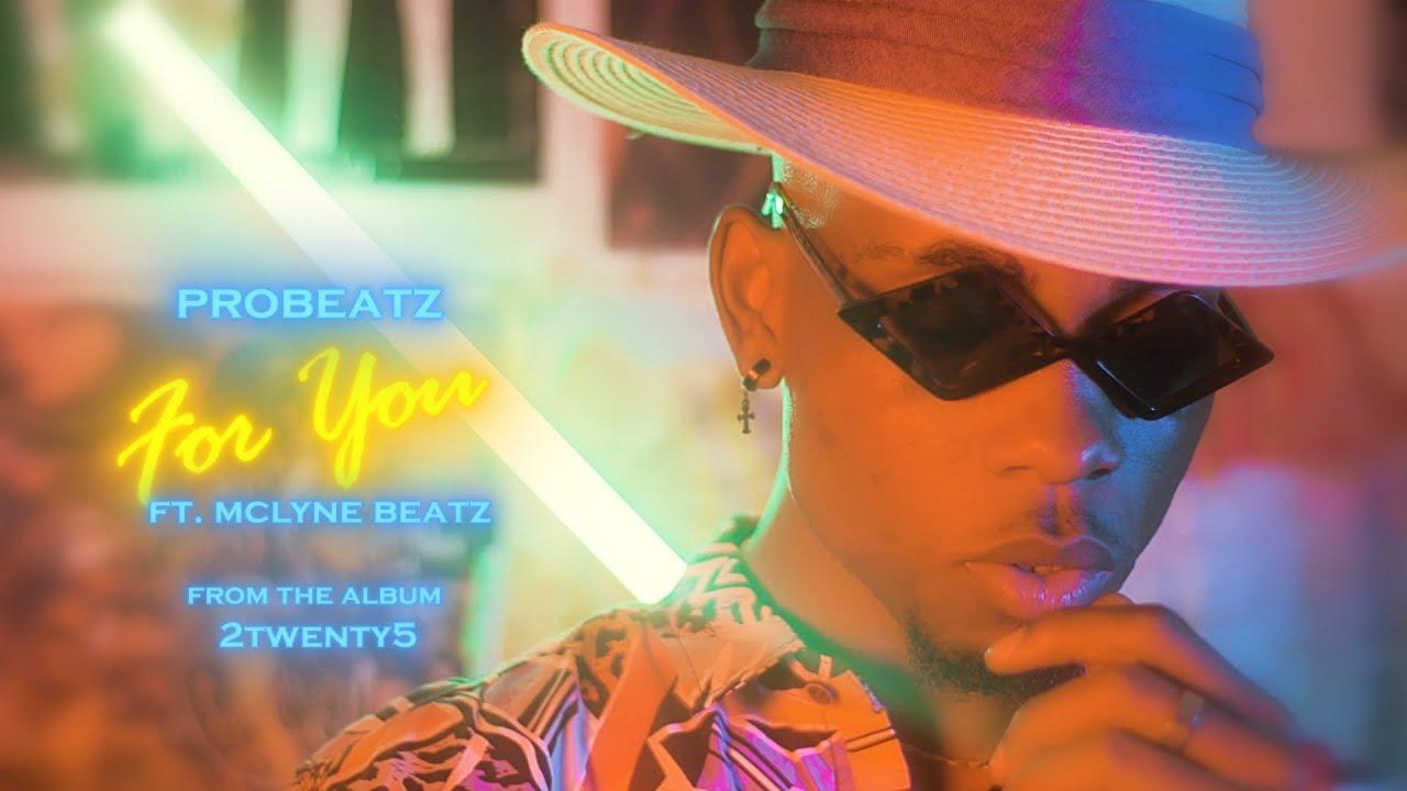 Probeatz - For You ft. Mclyne Beatz (Official Video)