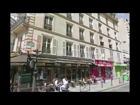Rue D'Amsterdam, Paris, France