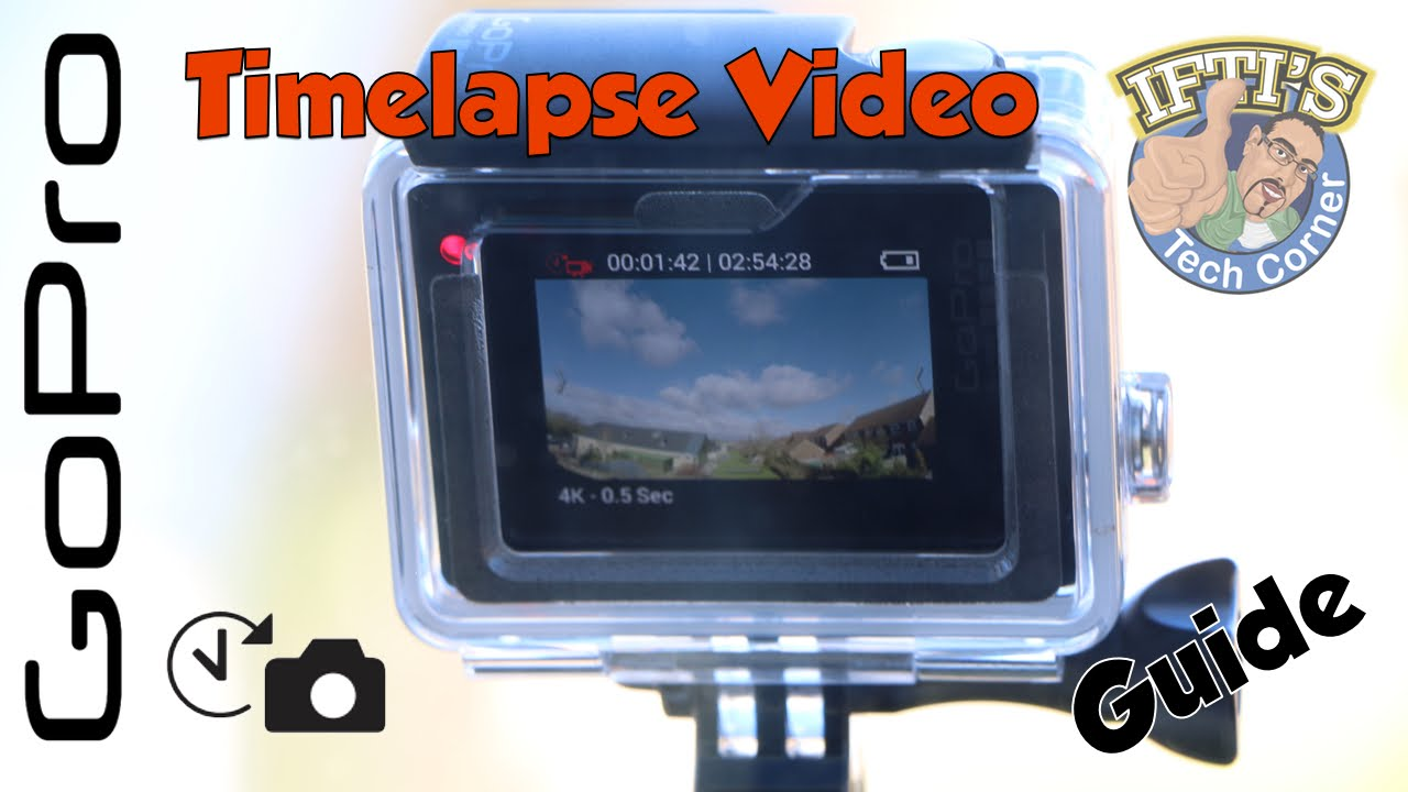 how to change gopro to video mode