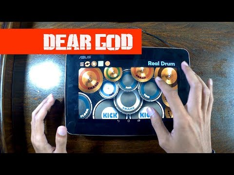 Avenged Sevenfold - Dear God - Real Drum Cover | sALTO7KALI