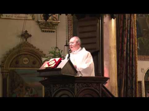 Rezurekcyjna Msza Święta w Kościele Św. Kazimierza w Newark ,NJ
