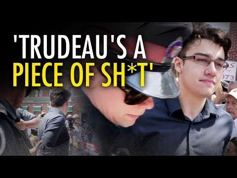WATCH: Trudeau heckled at Danforth Memorial   David Menzies