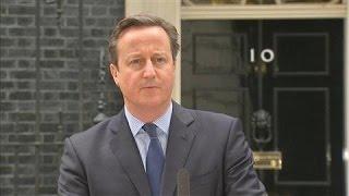 David Cameron Comments on 'Jihadi John' Air Strike