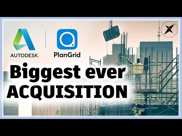 Autodesk acquires PlanGrid