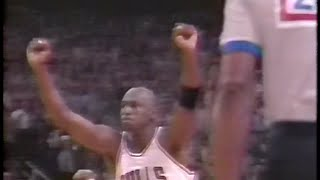 The most important moment of the 1993 NBA Finals