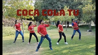 Coca Cola Tu | Tony Kakkar Ft. Young Desi | Bala Dance Choreography