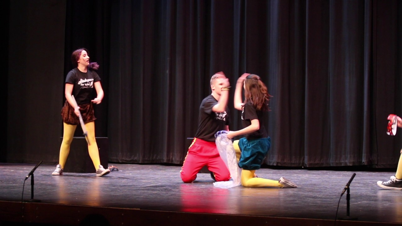 Groton Area performs at Regional One-Act Play Contest