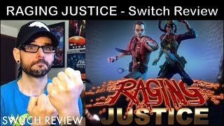 Raging Justice Nintendo Switch Review! | Ro2R