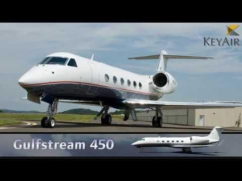 Gulfstream 450 Private Jet Charter