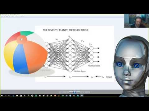 AI, Neural Network, Genetic Algorithms, and the Holographic Universe with Gerald Clark