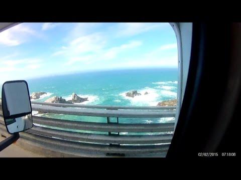 Monterey Bay Aquarium & Big Sur - RV Trip California