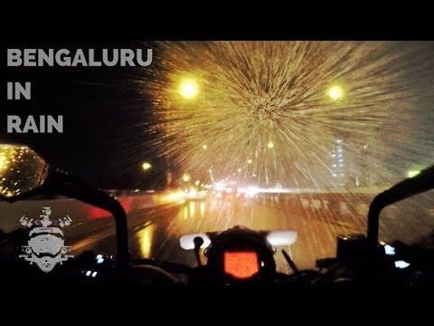 Bangalore in Rain