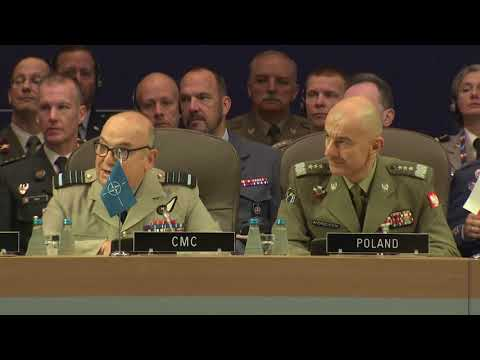 Opening Remarks, NATO Military Committee Conference, Warsaw, Poland - 29 SEP 2018