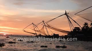 Kochi Harbour Cruise off Kerala's Arabian Sea coast thumbnail