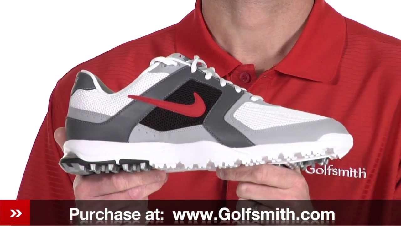 Nike Air Range WP Golf Shoes Review