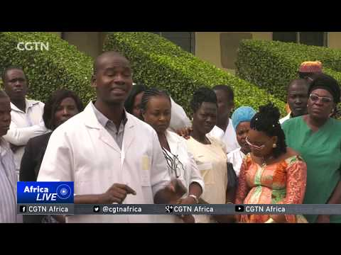 Health workers in Togo demand better terms and improved facilities