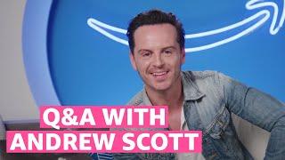 Prime Video Blue Room - Exclusive: Andrew Scott of Fleabag Season 2 | Prime Video