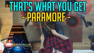 Video [RB4: RB2 Export] Paramore - That's What You Get - 99% GS Expert Pro Drums download MP3, 3GP, MP4, WEBM, AVI, FLV Desember 2017