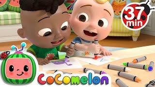 Playdate with Cody  + More Nursery Rhymes \u0026 Kids Songs - CoComelon