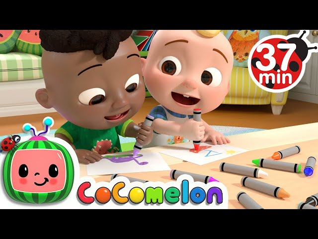 Playdate with Cody  + More Nursery Rhymes & Kids Songs - CoComelon