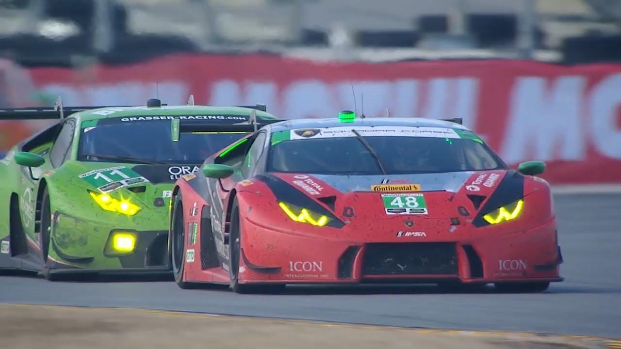Lamborghini Squadra Corse Season 2018 2019 Youtube