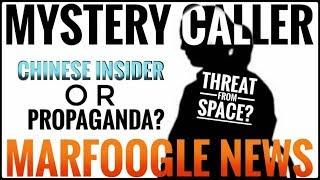 Marfoogle News Chinese Insider? YOU BE THE JUDGE