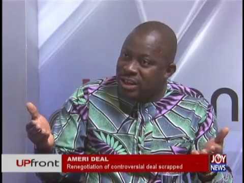 Ameri Deal - UPfront on JoyNews (8-8-18)