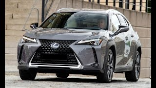 2019 Lexus UX 250h - Interior, Exterior and Drive