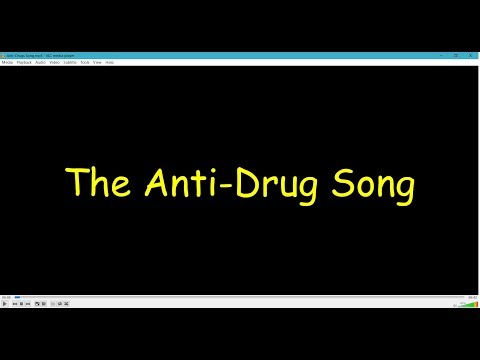 The Anti Drugs Song