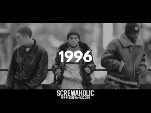 """1996"" – Old School Boom Bap Hip Hop Type Beat Instrumental Banger 