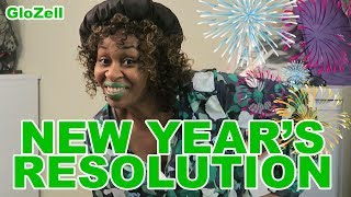 New Year's Resolution - GloZell