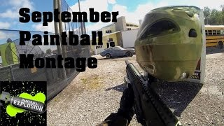 September Paintball Compilation