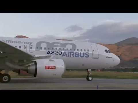 A320neo powered by CFM engines   Flight test campaign
