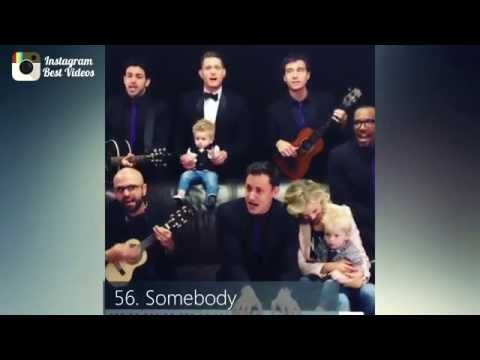 Michael Buble - Instagram Best Song Cover Videos(Part 2)