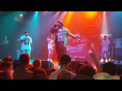 SMOKE DZA LIVE AT THE HOUSE OF BLUES BOSTON JULY 6, 2016
