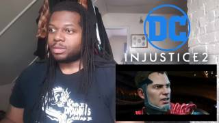 TXI REACTION - Injustice 2: Shattered Alliances Part 5