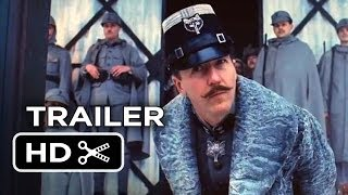 The Grand Budapest Hotel TRAILER 1 - Wes Anderson, Bill Murray Dramedy HD