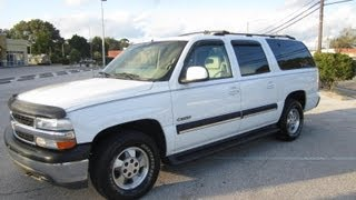 SOLD 2001 Chevrolet Suburban 1500 LT 2WD Meticulous Motors Inc Florida For Sale