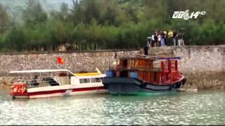 """(VTC14)_Vịnh Hạ Long tìm cách chống """"quá tải"""" mùa cao điểm"""