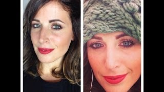 Makeup Tutorial Trucco semplice luminoso e brillante