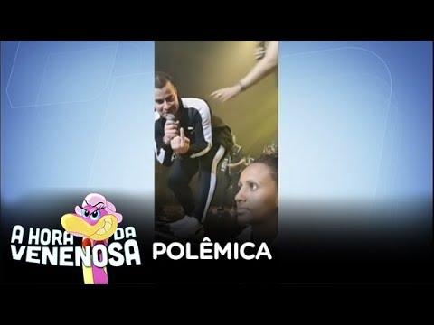 Thiago Martins pede desculpas por vídeo polêmico com segurança durante show